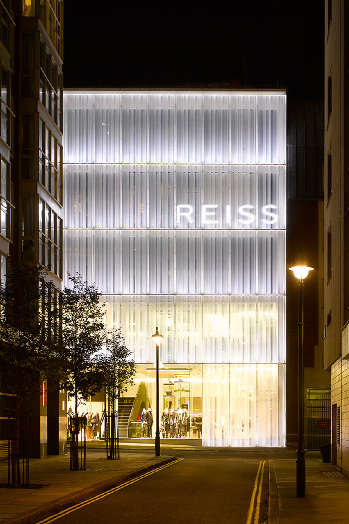 Squire  Partners Will Pryce  Reiss Headquarters  Divisare