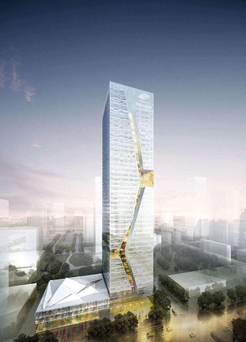 FUKSAS  Guosen Securities Tower  Divisare