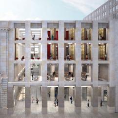 Hanging Outdoor Chairs Kids Bean Bag Max Dudler Architekt · Bundesrat Berlin Divisare