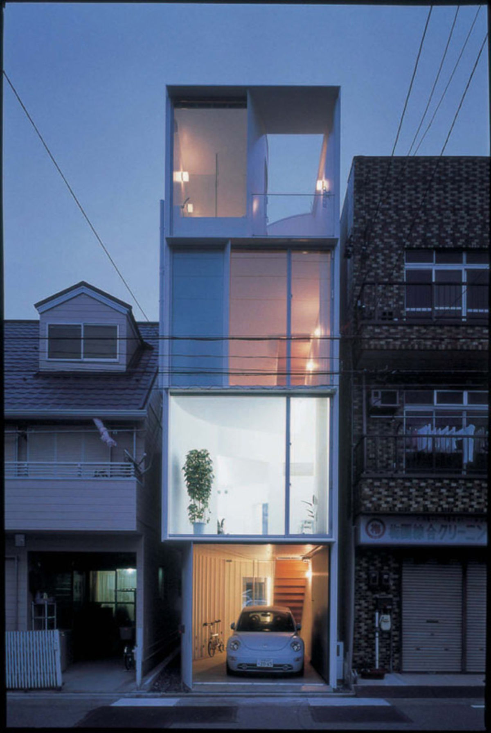 los angeles sofas double size sofa bed dimensions aat + makoto yokomizo architects · nyh divisare