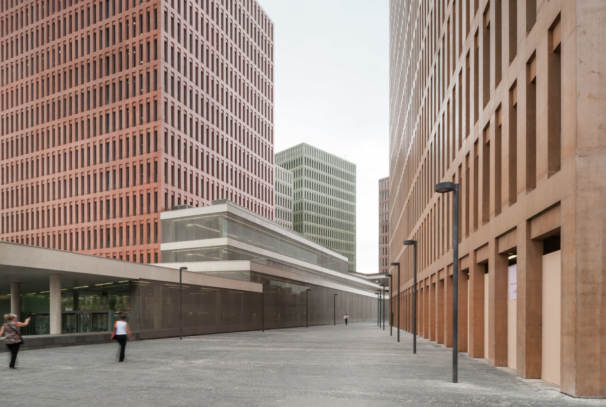 David Chipperfield Architects b720 Fermn Vzquez Arquitectos Filippo Poli Christian Richters