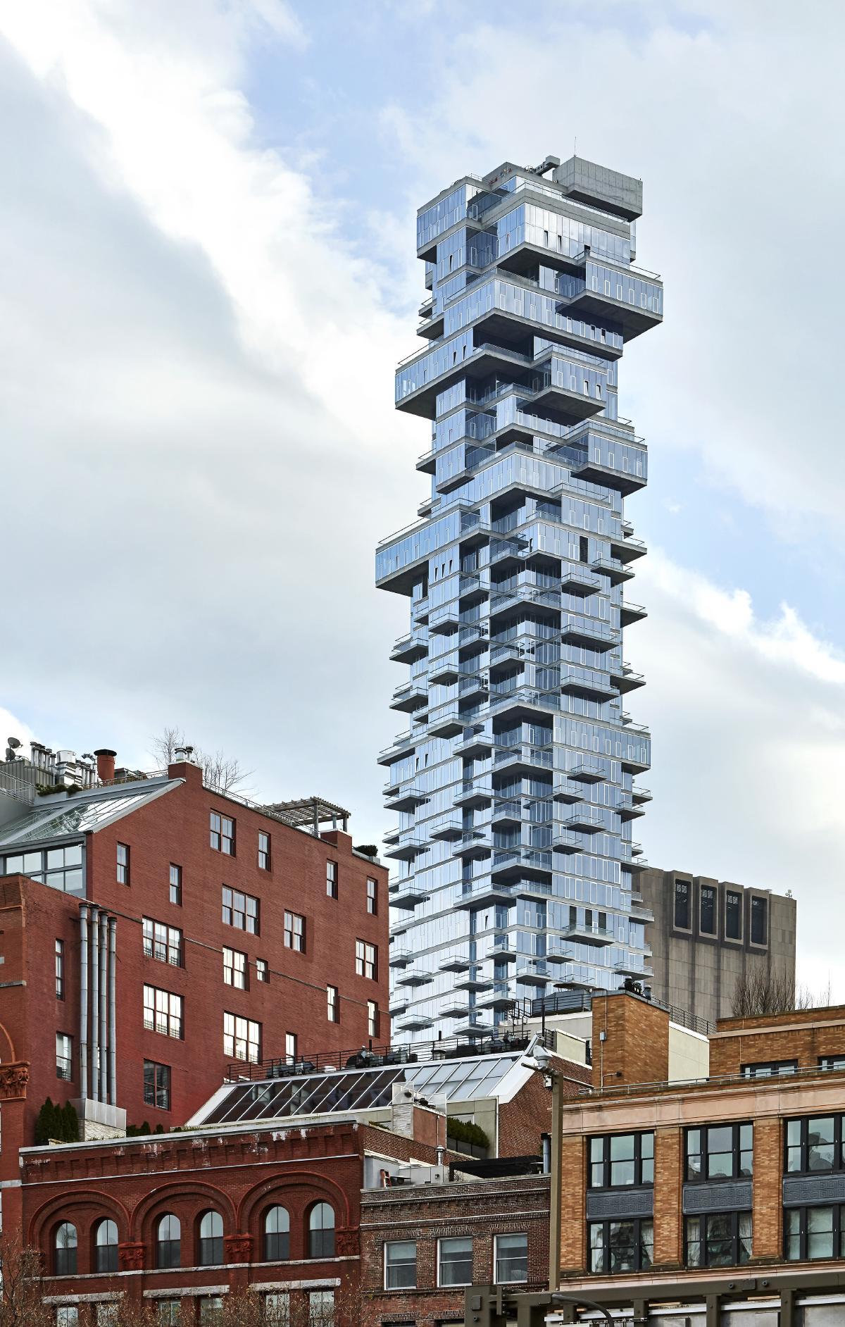 HERZOG  DE MEURON Hufton  Crow Fernando Alda  56 Leonard Street New York  Divisare