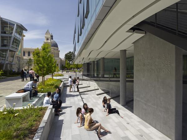 San Francisco Landscape Architecture Plaza