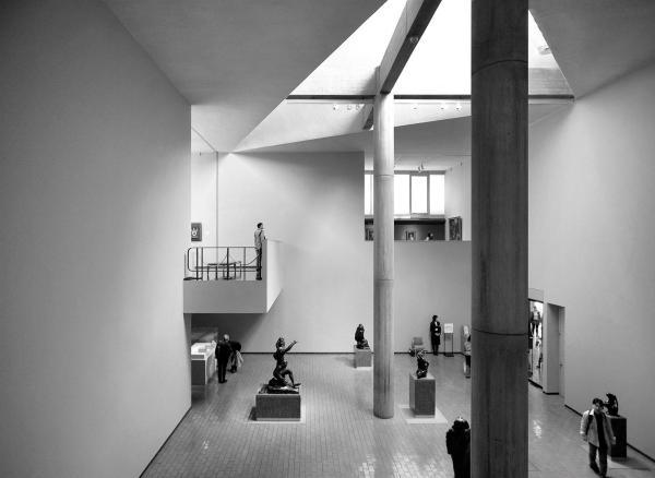 Le Corbusier Xia Zhi National Museum Of Western Art. Tokyo Divisare