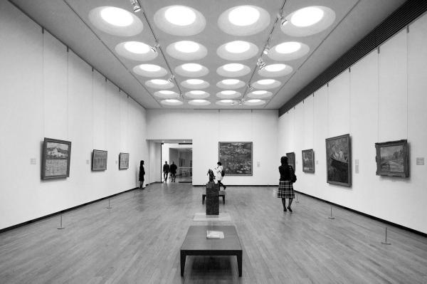 Le Corbusier Xia Zhi National Museum Of Western Art