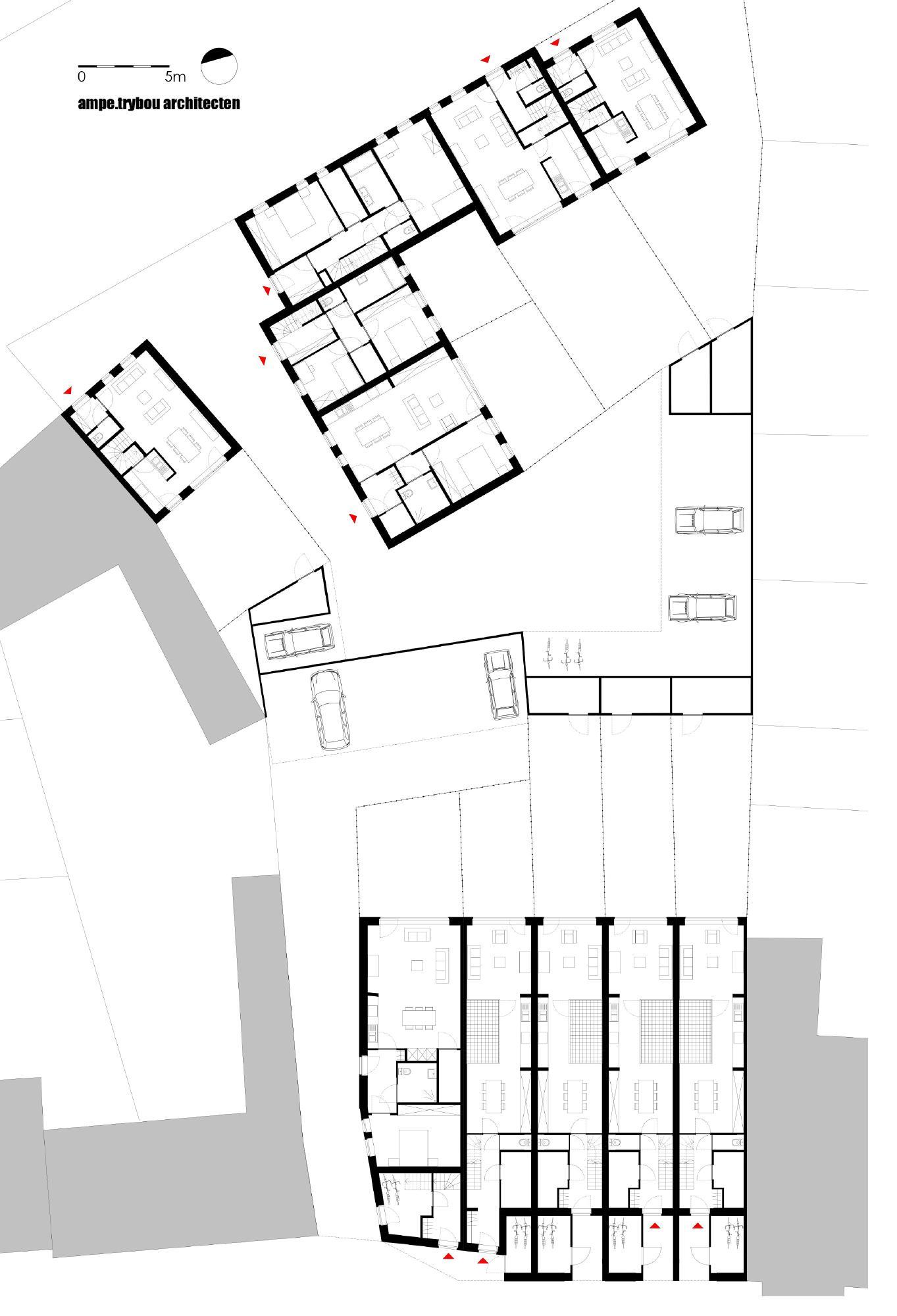 ampe.trybou architecten, Dennis De Smet · Low Energy
