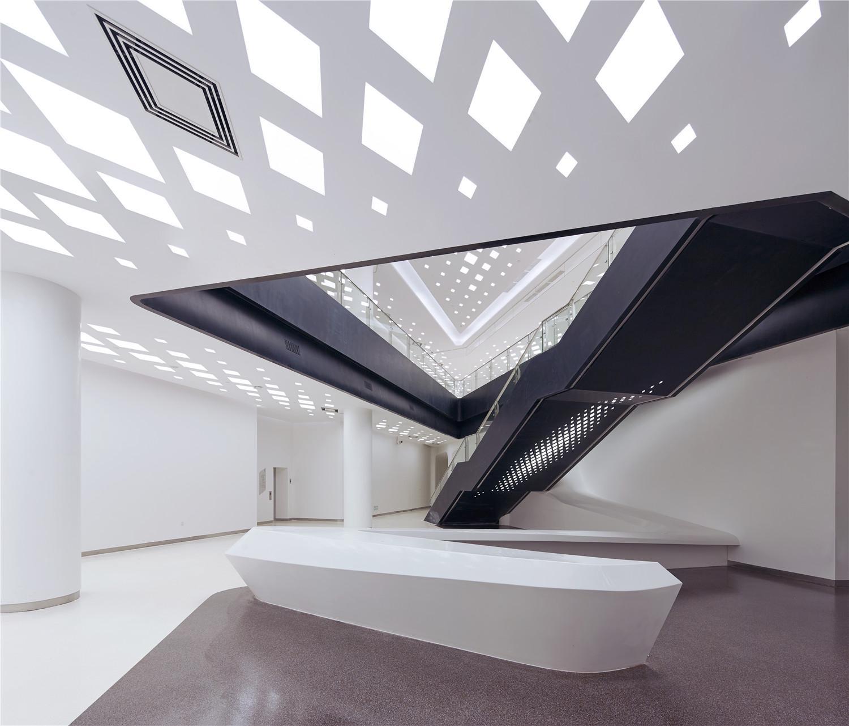 Zaha Hadid Architects GD Lighting Design SHU He 2nd Nanjing