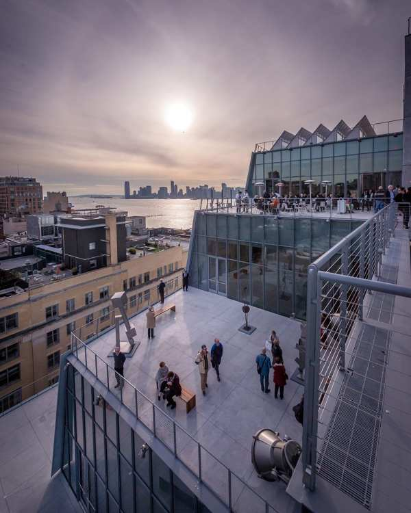 Whitney Museum Photography