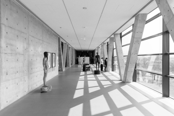Tadao Ando Lucas . Doolan Asia Museum Of Modern Art