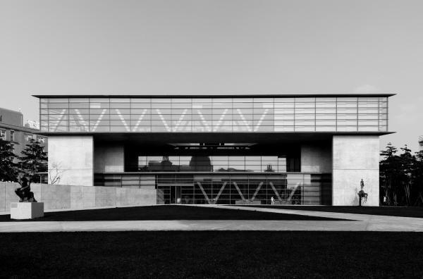 Tadao Ando Modern Art Museum
