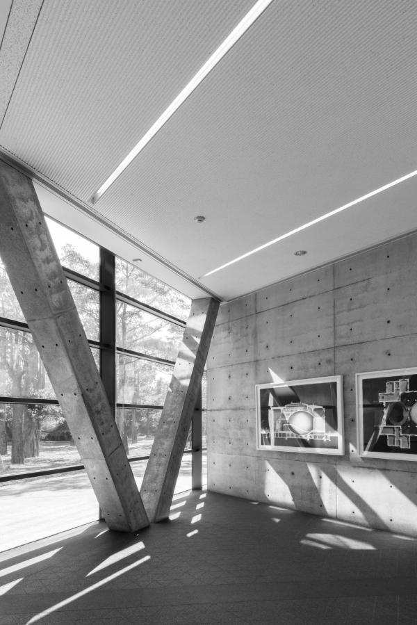 Tadao Ando Modern Museum of Art