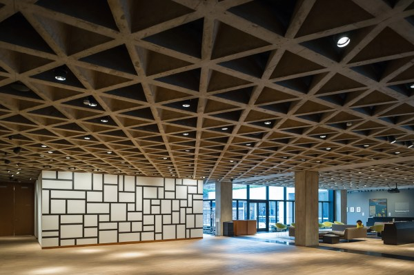 Louis Kahn Yale University Art Gallery