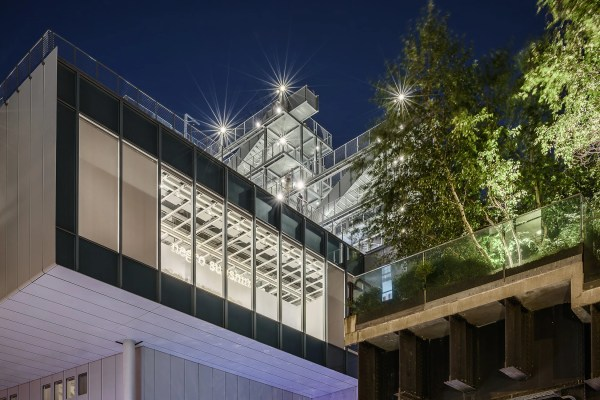 Renzo Piano Building Workshop Alessio Forlano Fotografia Whitney Museum Of American Art