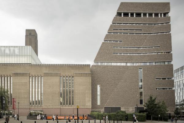 Herzog & De Meuron Lorenzo Zandri Tate Modern Divisare
