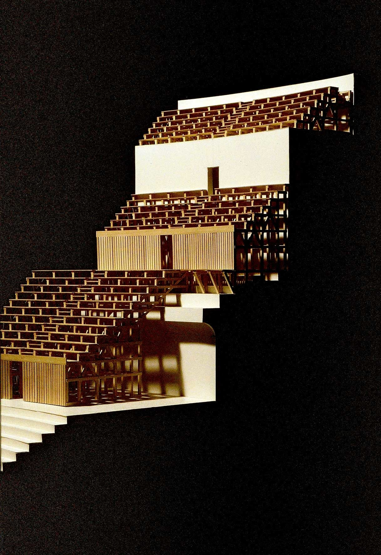 Casa Oliva Netherlands Architectural Models A Collection Curated By Divisare