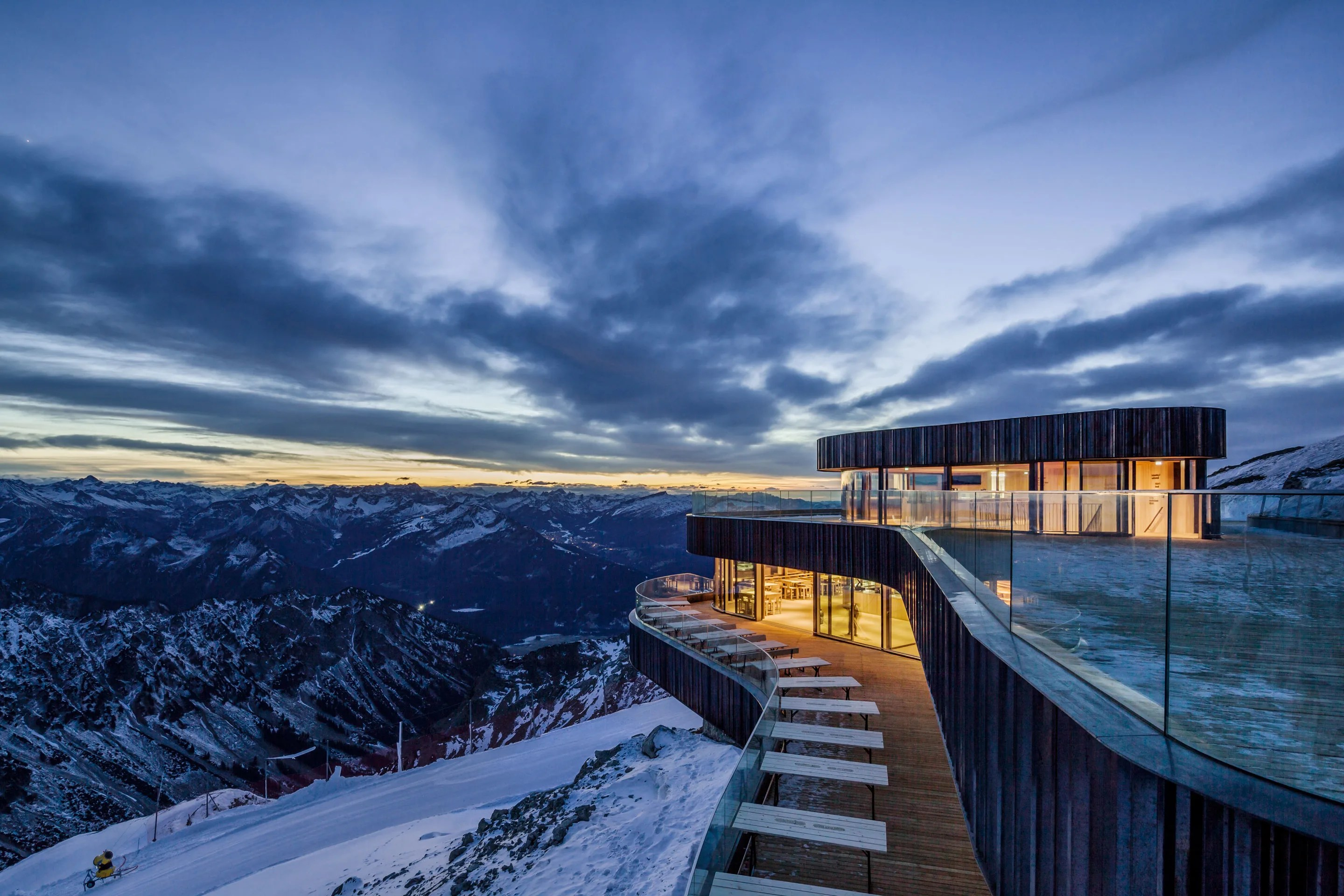 Mountains Architecture A Collection Curated By Divisare