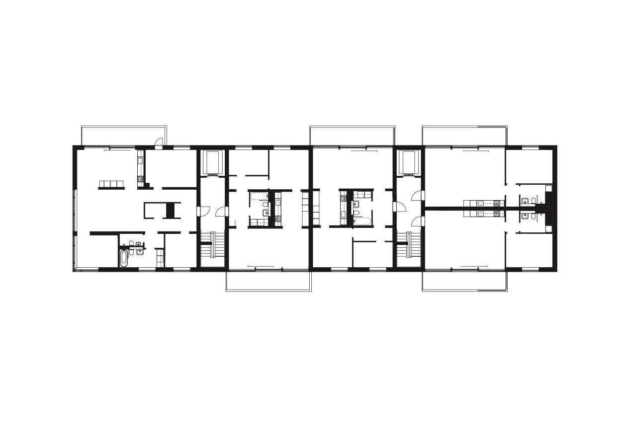 Wingårdhs · Strandparken Building B · Divisare