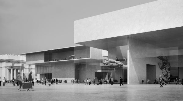 Wxca Proposal Museum Of Modern Art In