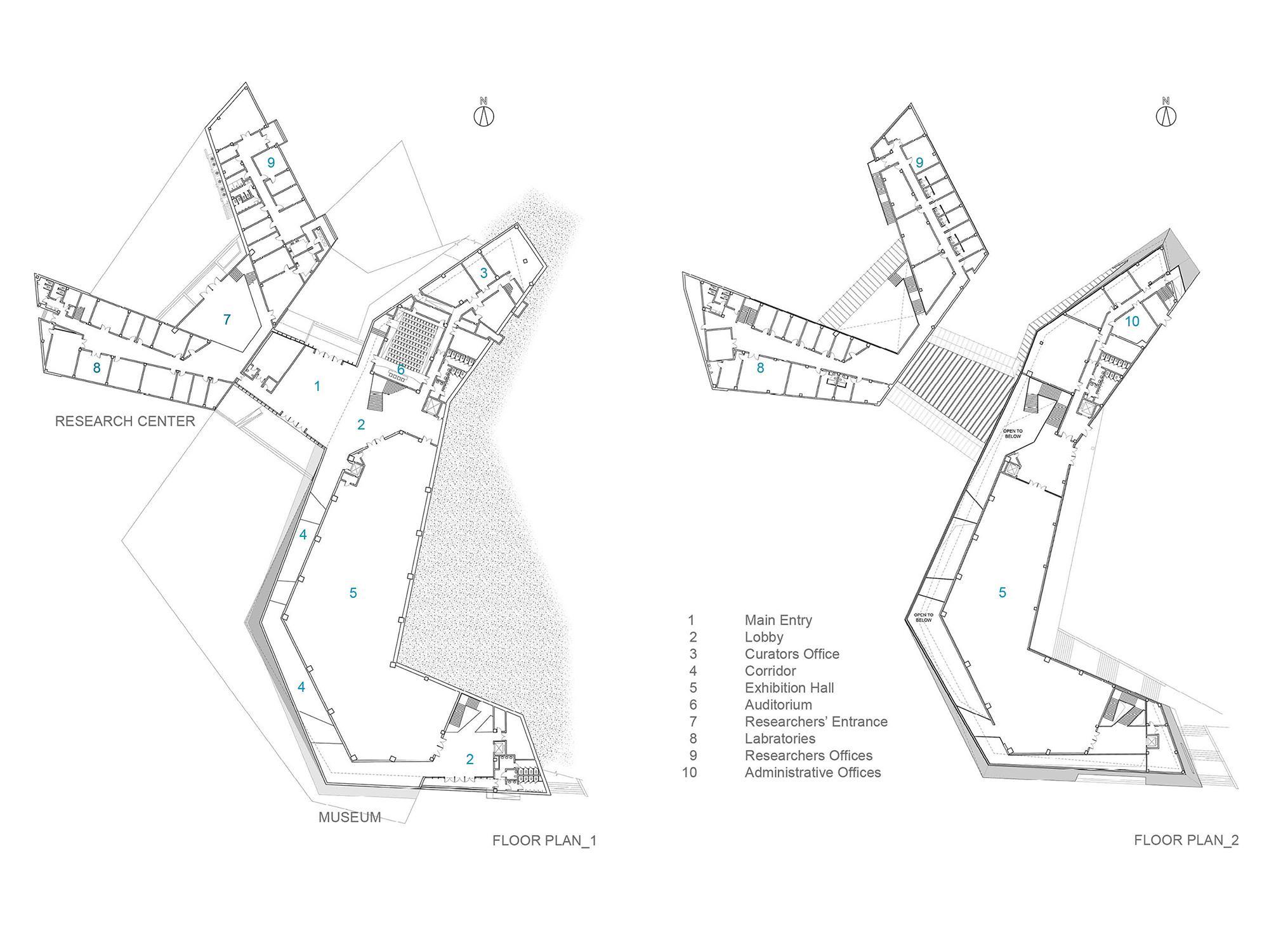 LeeMundwiler Architects · Dapeng Geology Museum and