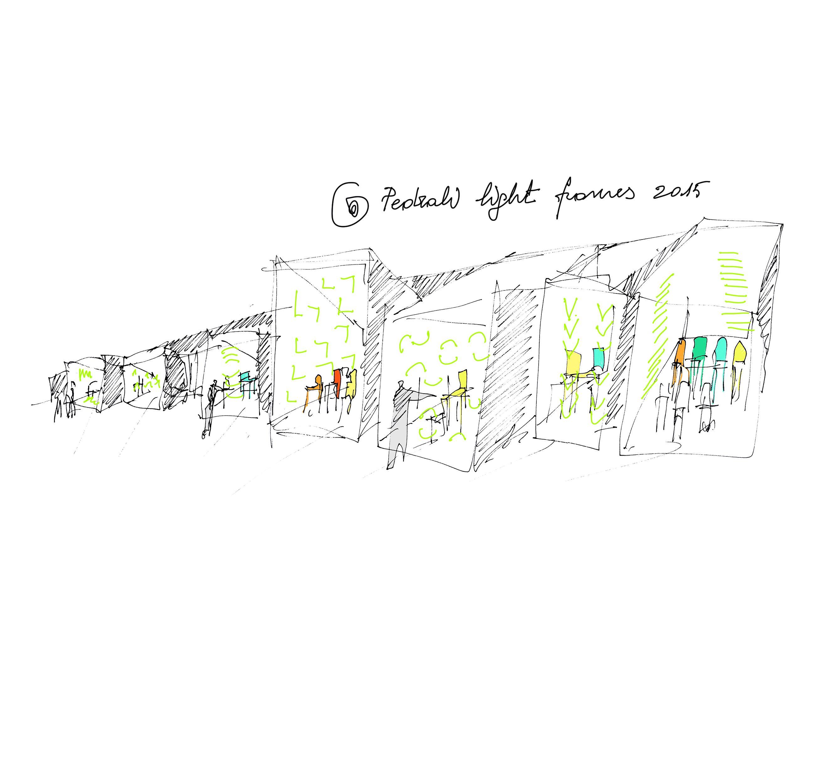 Migliore+Servetto · Pedrali Light Frames · Divisare