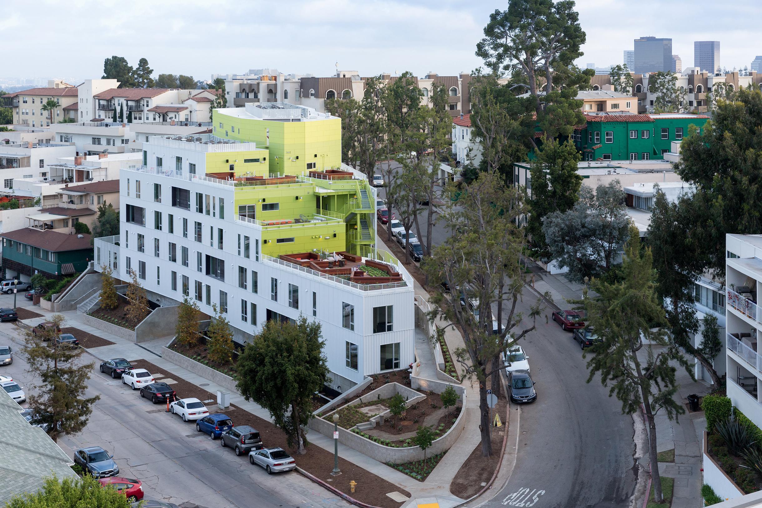 Westwood Apartments Studio