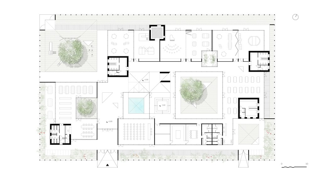 medium resolution of plans of schools u00b7 a collection curated by divisare