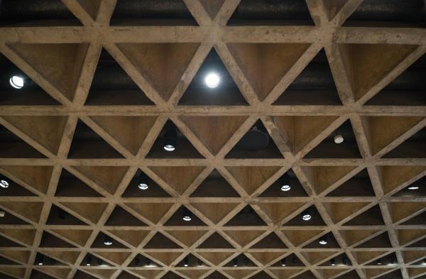 Louis Kahn Xavier De Jaurguiberry Yale University Art Divisare