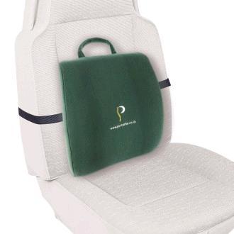 posture chair demo navy blue velvet curve - living made easy