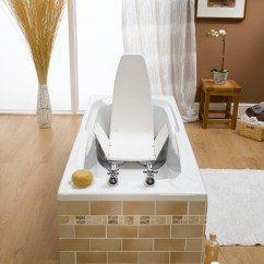 Electric Bath Chairs Elderly Chair Covers And Sashes For Weddings Neptune Lift Living Made Easy
