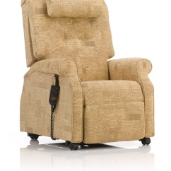 Recliner Chair Height Risers World Market Dining Slipcovers Blenheim Riser Chairs Living Made Easy