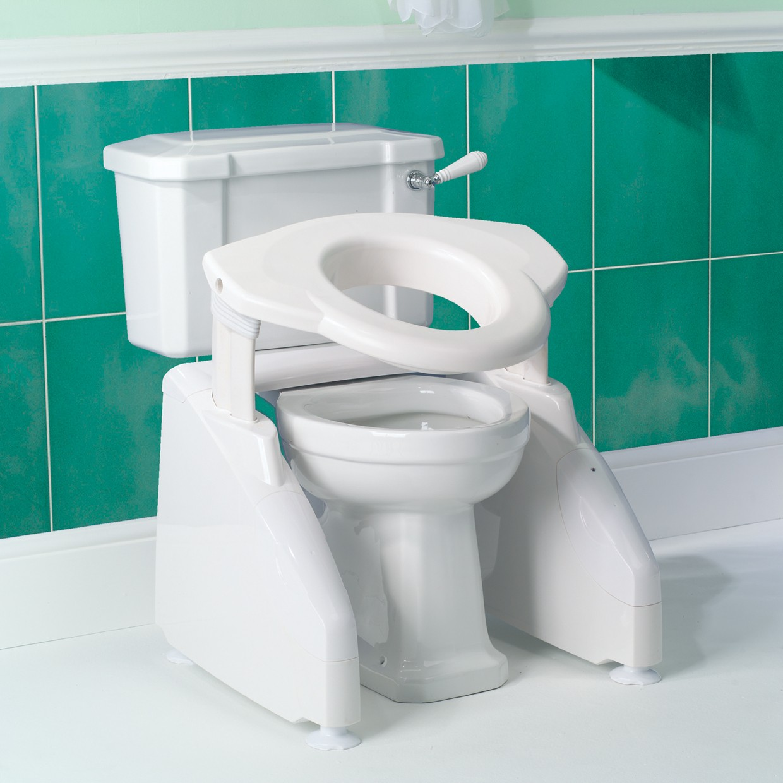 handicap potty chair directors 30 inch solo toilet lift
