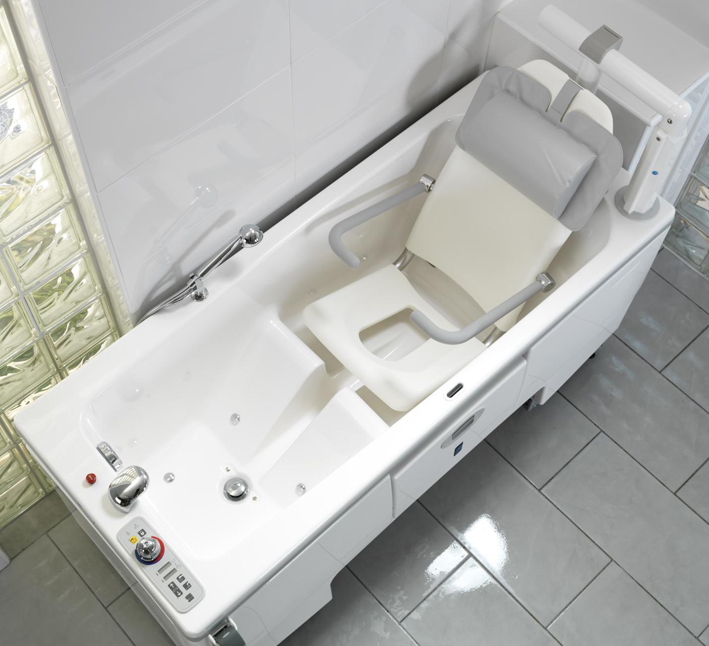 Arjohuntleigh Sovereign Hilo Bath  Living made easy