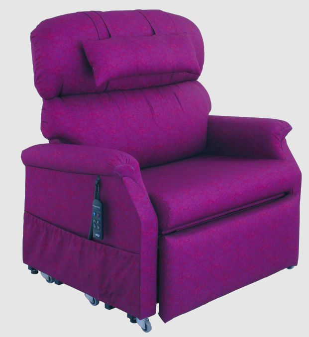 Bariatric Wide Riser Recliner Chair  Living made easy