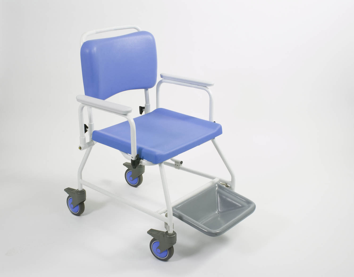 Atlantic Heavy Duty Commode And Shower Chair  Living made