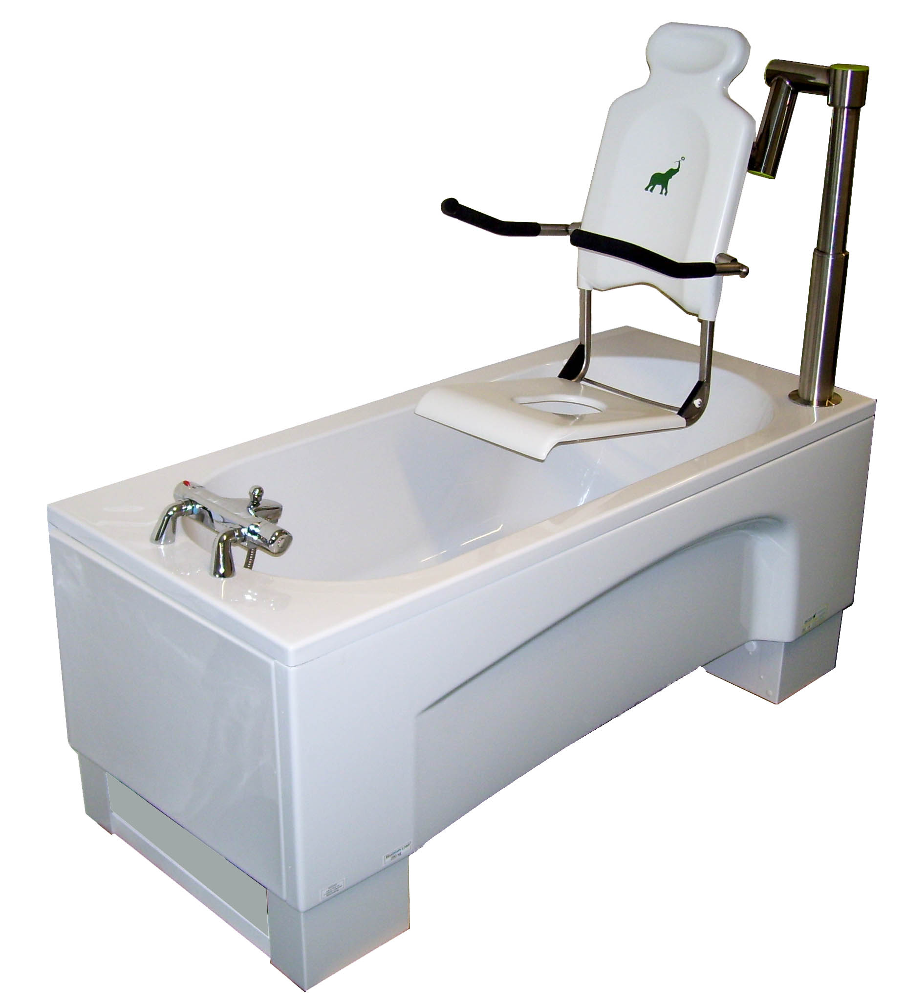Bath Chair Lift Syncra Standard Modular Bathing System Living Made Easy