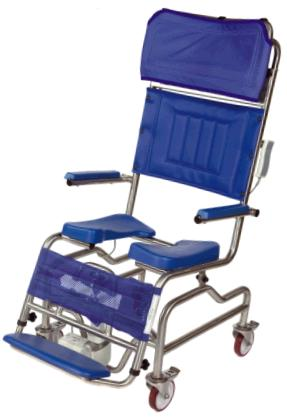 Tiltinspace Stainless Steel Plus Size Shower Chair