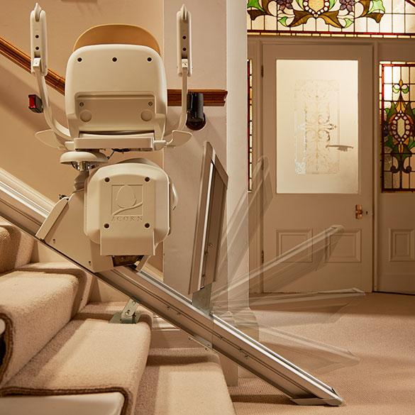Acorn 130 Straight Stairlift  Living made easy