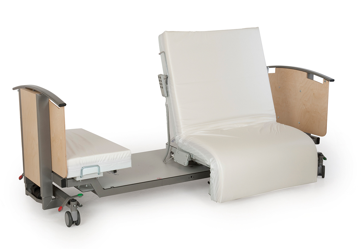 Chair Turns Into Bed Hospital Bed That Turns Into A Chair Zorginnovisie
