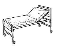 Adjustable height beds