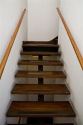Stair rail options