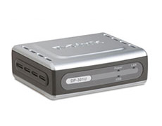 D-Link DP-301U 10/100 Ethernet USB Print Server