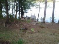 Backyard Stairs and Sitting Area | DoItYourself.com