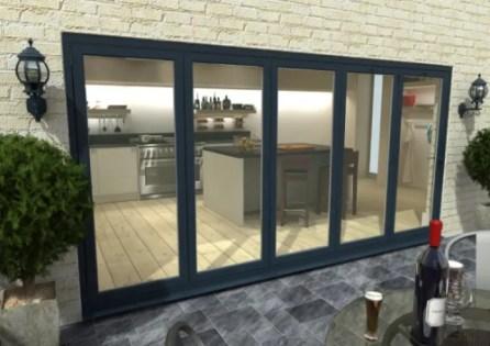 https www vibrantdoors co uk doors external folding sliding doors aluvu grey bifolding patio door