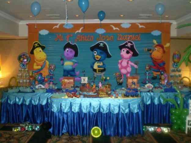 Frozen Decoraciones Para Fiestas Infantiles