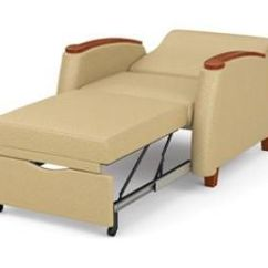 Hospital Sleeper Chair Chairs 4 Less Used Medline La Z Boy Mdrtrasucgi Bedside For Sale