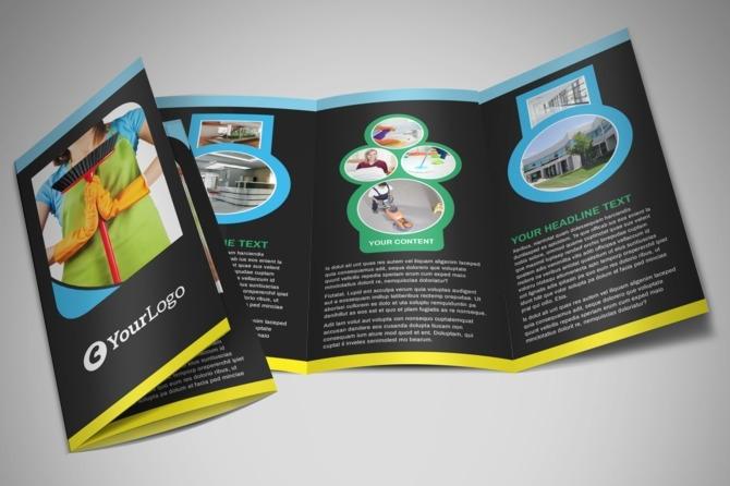 33 Service Brochure Designs