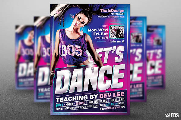 27 Fitness Flyers Download