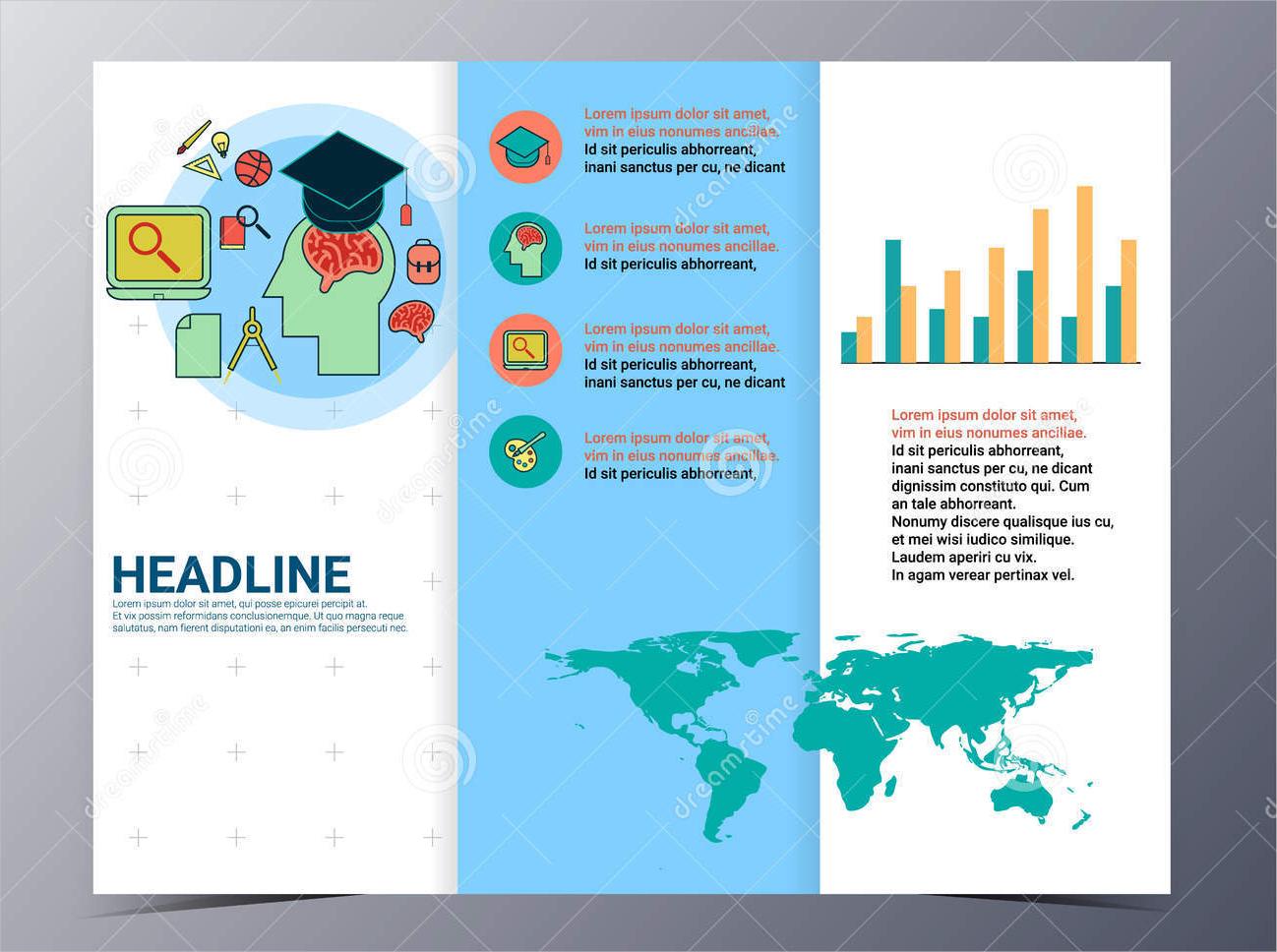 10 Education Brochures