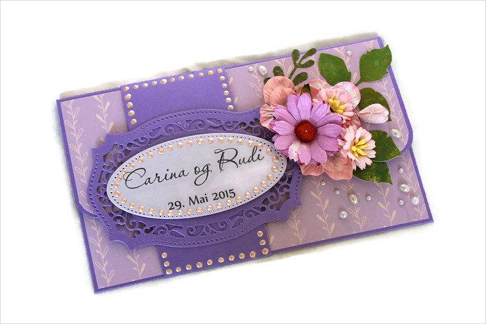 9+ Wedding Envelope Designs