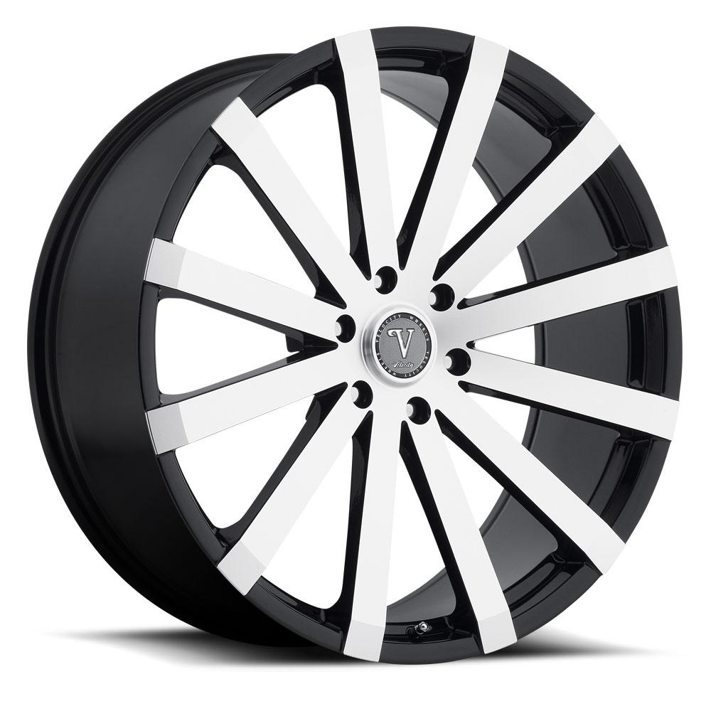 Velocity Wheels VW12 Wheels Down South Custom Wheels